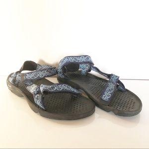Teva Hurricane 3 Classic Blue Hiking Sandal 10